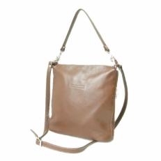 Кожаная сумка женская под планшет 303.3