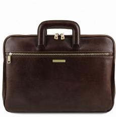 Caserta - Кожаная сумка-папка для документов
