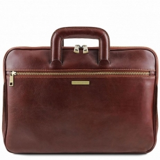 Caserta - Кожаный портфель для документов