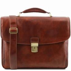 Alessandria - кожаный портфель для ноутбука