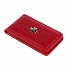 Зажим для денег Narvin(Vasheron) 9112 Polo Red