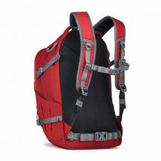 Рюкзак антивор Venturesafe 28L G3 красный фото-2