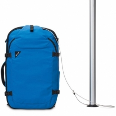 Туристический рюкзак Venturesafe EXP45 blue steel фото-2