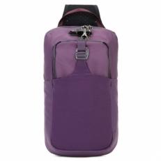 Рюкзак на одно плечо Venturesafe X sling pack plum