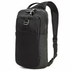 Рюкзак на одно плечо sling pack черный