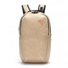 Городской рюкзак антивор Vibe 25 бежевый