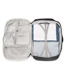 Сумка-рюкзак антивор Vibe 28 черный фото-2