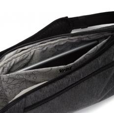 Рюкзак городской на одно плечо Sling Vibe 325 серый фото-2