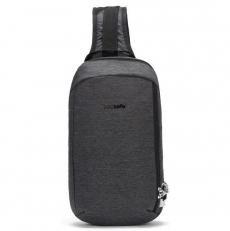 Рюкзак городской на одно плечо Sling Vibe 325 серый