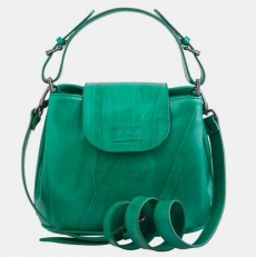 Женская сумочка W0017 зеленая