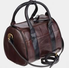 Маленькая сумочка W0026 коричневая
