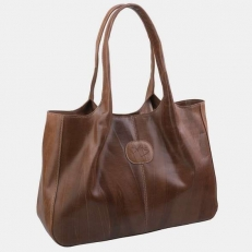 Женская сумка W0032 темно-бежевая