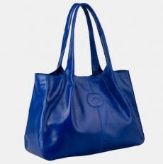 Женская сумка W0032 ярко-синяя
