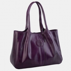 Женская сумка W0032 фиолетовая