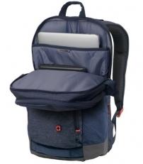 Городской рюкзак 602657 синий фото-2