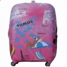 Чехол на чемодан WildLife-XL