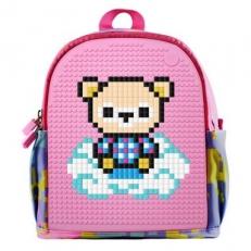 Розовый мини рюкзак WY-A012-A фото-2