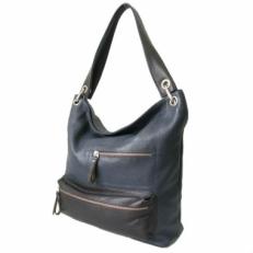 Синяя женская сумка 3065