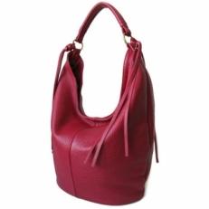Сумка женская мешок с длинными кистями 310.7
