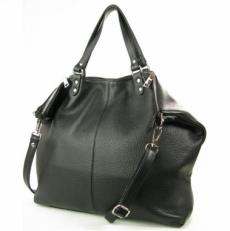 Большая черная сумка 3286