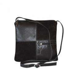 Женская сумка планшетка 3306 черная