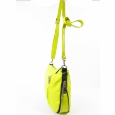 Желтая сумка KSK306.2 фото-2