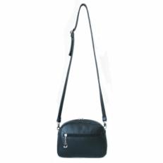 Дамская мини-сумочка черная 3507 фото-2
