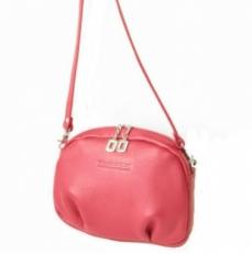 Дамская сумочка красная 3507