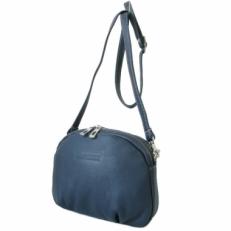 Синяя сумочка кросс-боди 3507