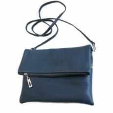 Женская сумочка с откидным клапаном 8411