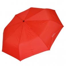 Однотонный красный зонт 541F