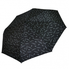 Зонт с логотипом бренда на куполе 4FD