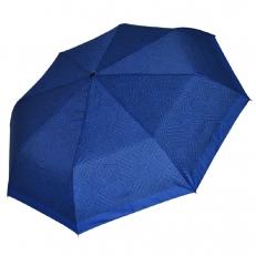 Зонт складной синий унисекс 4FU