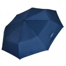 Синий зонт с ручкой крюк 4U