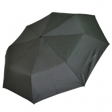 Мужской зонт автомат серый 4U