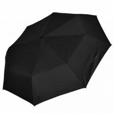 Мужской зонт черный 541F
