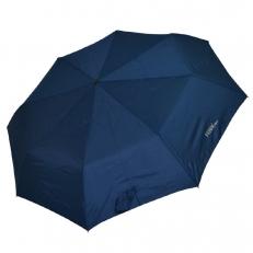 Синий складной зонт 541F