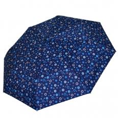 Женский зонт 3 сложения 542F
