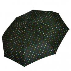Зонт в разноцветный горошек 542F