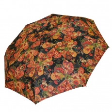 Красивый зонт с цветочным узором 542F