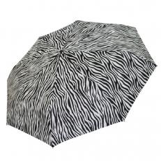 Современный зонт зебра 542F