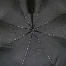 Зонт мужской с прямой ручкой 9D фото-2