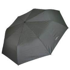 Мужской зонт автомат серый 9D