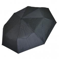 Зонт мужской темно-серый  557