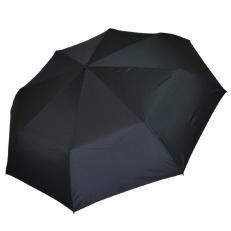 Зонт мужской с ручкой крюк 5601