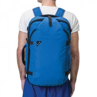 Фото Туристический рюкзак Venturesafe EXP45 blue steel