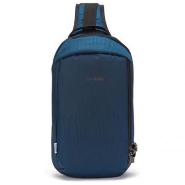 Фото Однолямочный рюкзак антивор Sling Vibe 325 Deep Ocean
