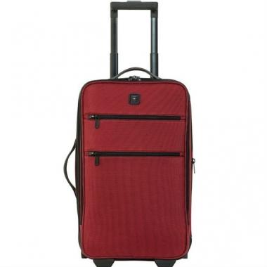 Фото Небольшой чемодан LEXICON™ 22 красный