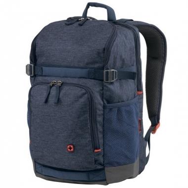 Фото Городской рюкзак 602657 синий