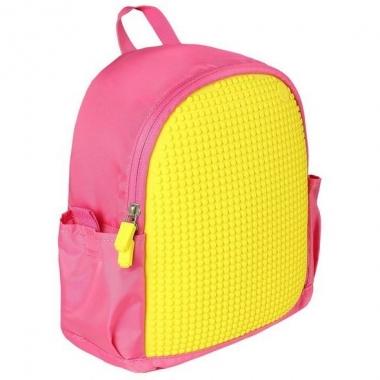 Фото Пиксельный мини рюкзак для девочки WY-A012